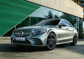 Mercedes-Benz C-Class Facelift Petrol To Launch In 2019