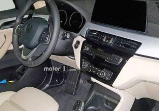 2019 BMW X1 Facelift Spied, Gets Larger Infotainment Screen