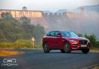 Updated Jaguar F-Pace Bookings Open; Price Start At Rs 63.17 Lakh
