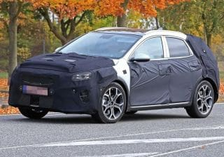 Kia Ceed-based Crossover Spied For The First Time; Maruti S-Cross Rival In The Making