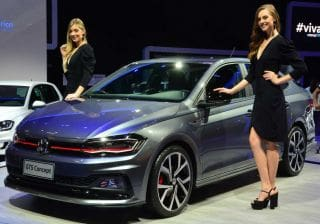 Performance-oriented Volkswagen Polo GTS, Virtus GTS Concepts Revealed