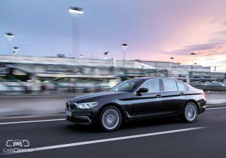 BMW India Commences Online Sales