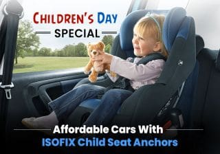 Children's Day Special: Cars Under Rs 10 Lakh That Offer ISOFIX Child Seat Anchors