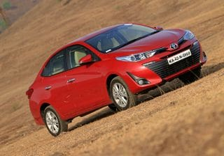 Toyota Yaris Gets Benefits Of Upto Rs 1 Lakh To Take On Honda City, Hyundai Verna