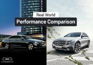 Mercedes-Benz E-Class Specifications & Features