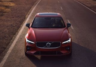 Confirmed: New Volvo S60 India Launch In Late-2019, Won't Get Diesel Engine