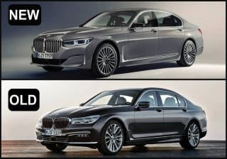 2019 BMW 7 Series: New Vs Old