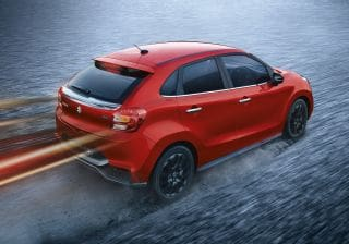 2019 Maruti Baleno RS Facelift To Get New Bumper, Alloy Wheels & More Updates