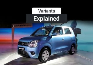 Maruti Wagon R Specifications & Features, Configurations, Dimensions