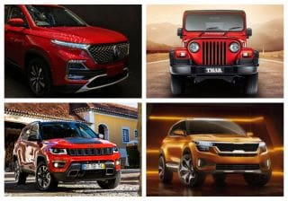 5 Premium SUVs Headed To India In 2019