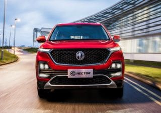 MG Hector: At The Bleeding Edge Of Connected Car Tech