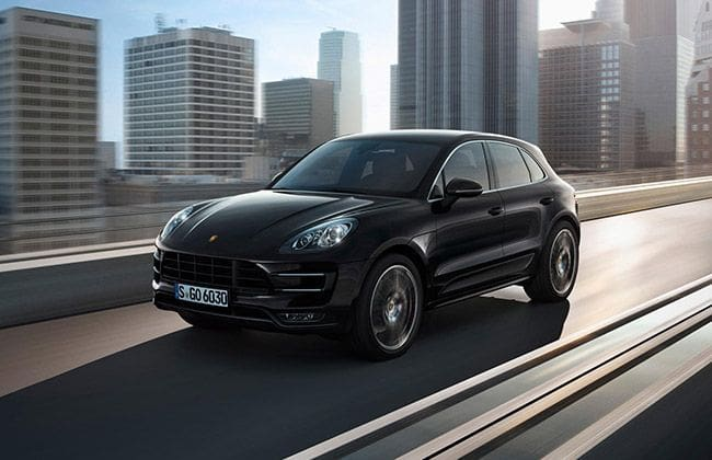 4-cylinder engines on cards for Porsche Macan