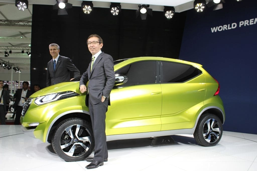 Datsun Redi-Go concept- photo gallery