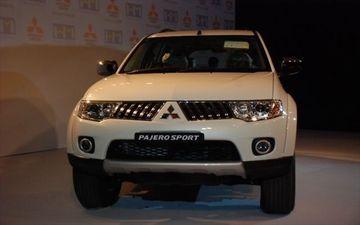Mitsubishi Pajero Sport Automatic variant coming soon
