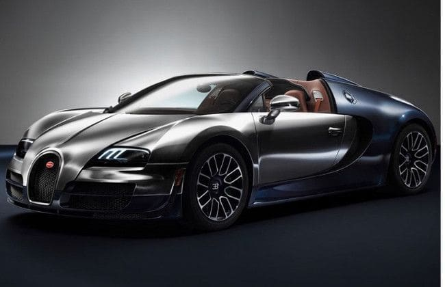 The special edition Veyron Ettore Bugatti is here