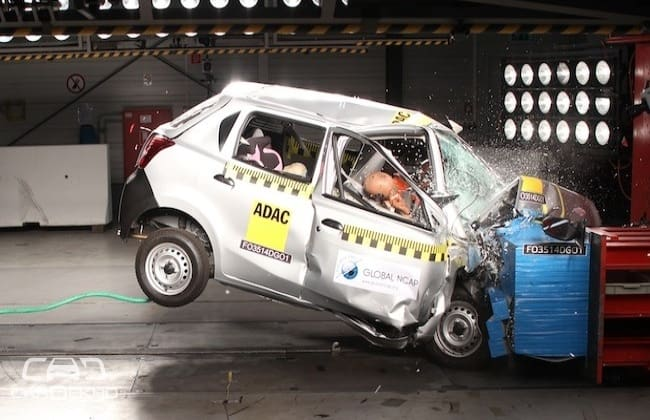 Withdraw Datsun GO from Indian Market - Global NCAP