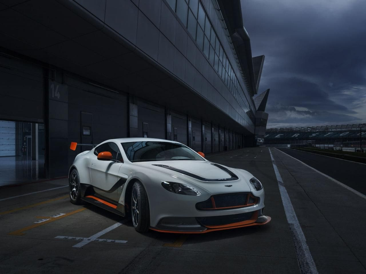 GT3 Special Edition: Aston Martin's most potent Vantage ever!