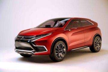 Mitsubishi XR PHEV II hybrid SUV concept revealed