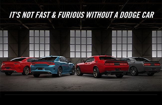 Dodge Announces Its Partnership With Fast and Furious Seventh Installment - Furious 7 (Video)