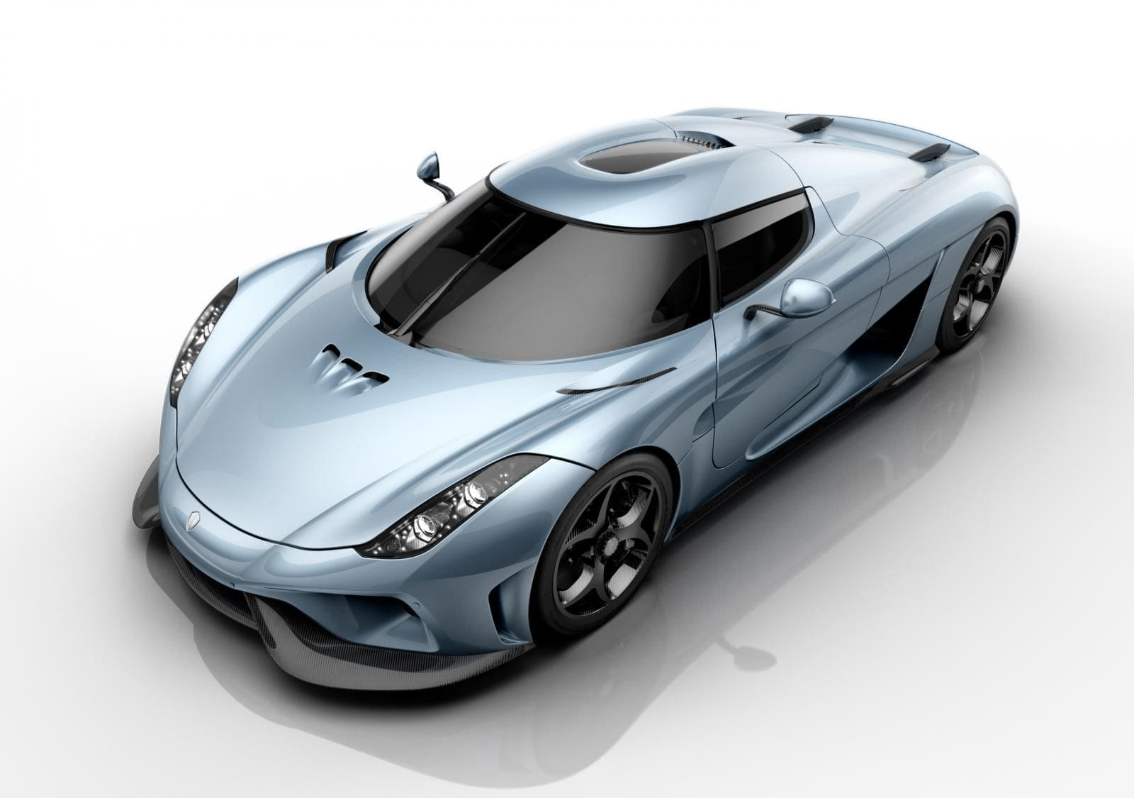 Koenigsegg Will Soon Introduce a Camshaft-less Engine!
