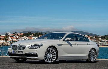 BMW 6-सीरीज़ फेसलिफ्ट 29 मई को होगा लाॅन्च
