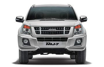 इसुजु़ मोटर्स इण्डिया ने लाॅन्च किया MU-7 का आॅटोमेटिक वर्जन, कीमत 23.90 लाख रूपए