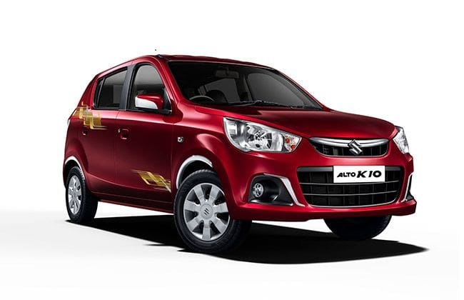 Maruti Alto K10 Price (September Offers!), Images, Review