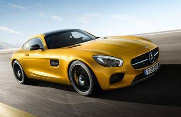 రేపు ప్రారంభించబడుతున్న మెర్సిడెస్ - AMG GT- S