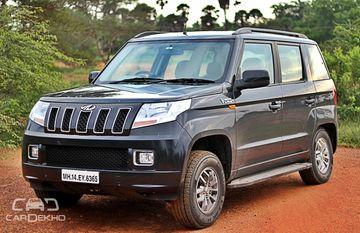 మహీంద్రా TUV300 వేరియంట్లు: మీ ఉత్తమ ఎంపిక ఏది?