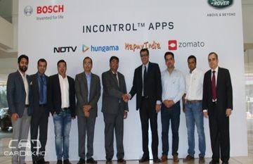 जगुआर-लैंड रोवर इंडिया ने लॉन्च किया इन-कंट्रोल एप