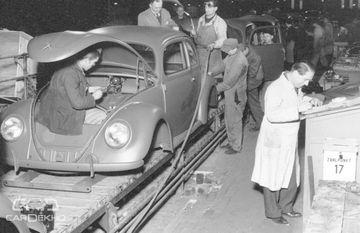 70 साल पहले इन्हीं दिनों आई थी दुनिया की सबसे चहेती कार बीटल