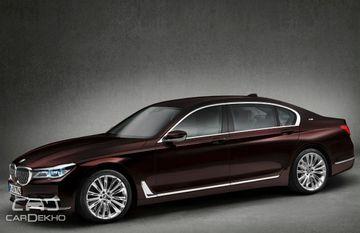 BMW M760Li Xdrive,  M ట్విస్ట్ తో 7-సిరీస్