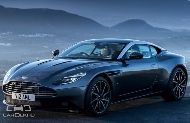 Aston Martin DB11, Treat For The Eyes: Image Gallery