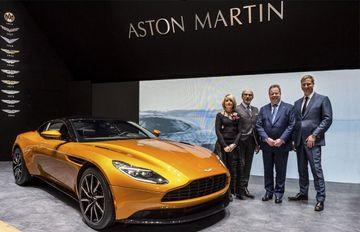 Aston Martin Announces New Partnership For Racing Collaboration