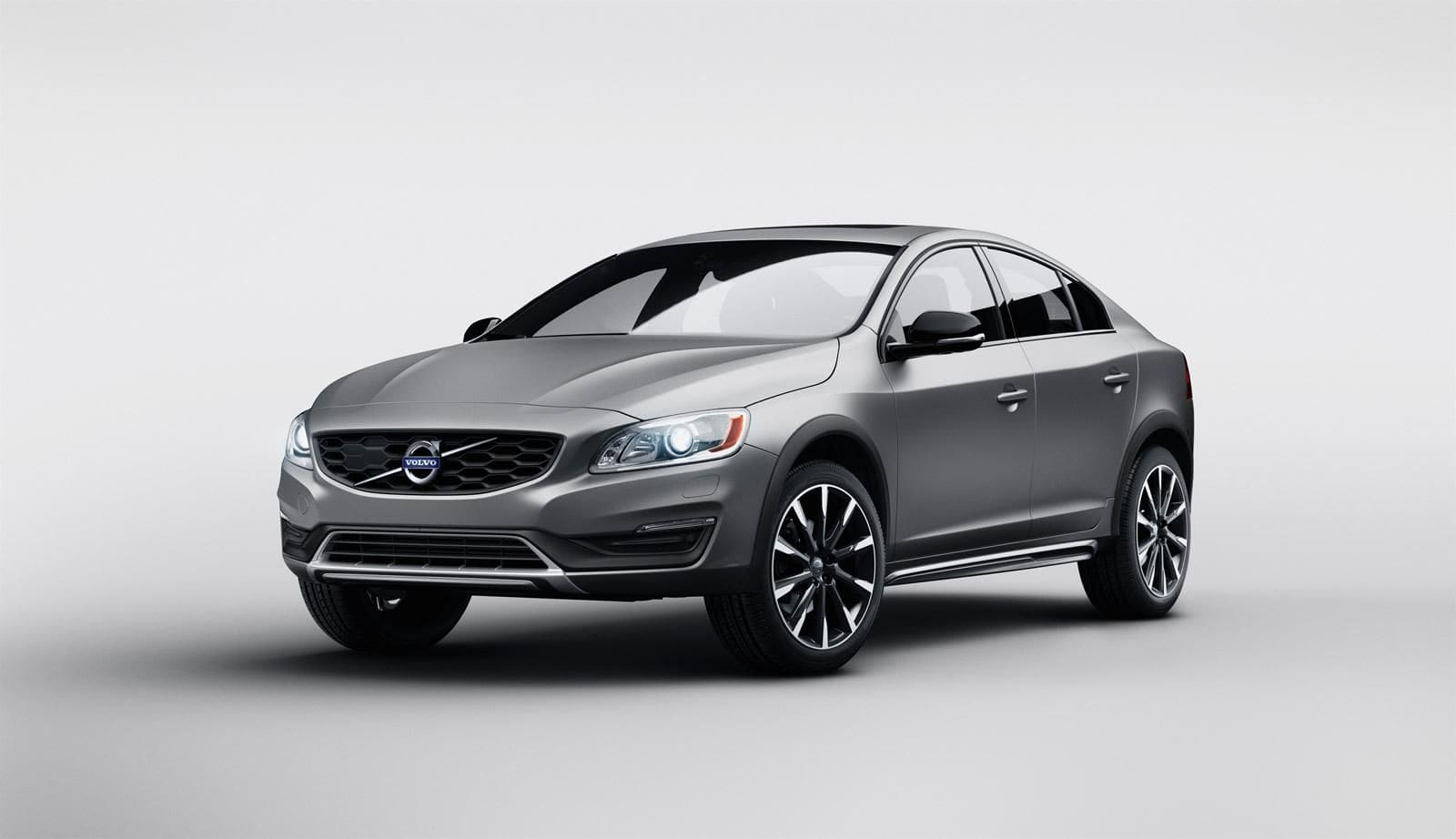 Volvo S60 Cross Country Launched at Rs 38.9 lakh