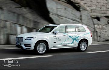 चीन की सड़कों पर उतरेंगी 100 सेल्फ ड्राइविंग कारें, वोल्वो करेगी टेस्टिंग