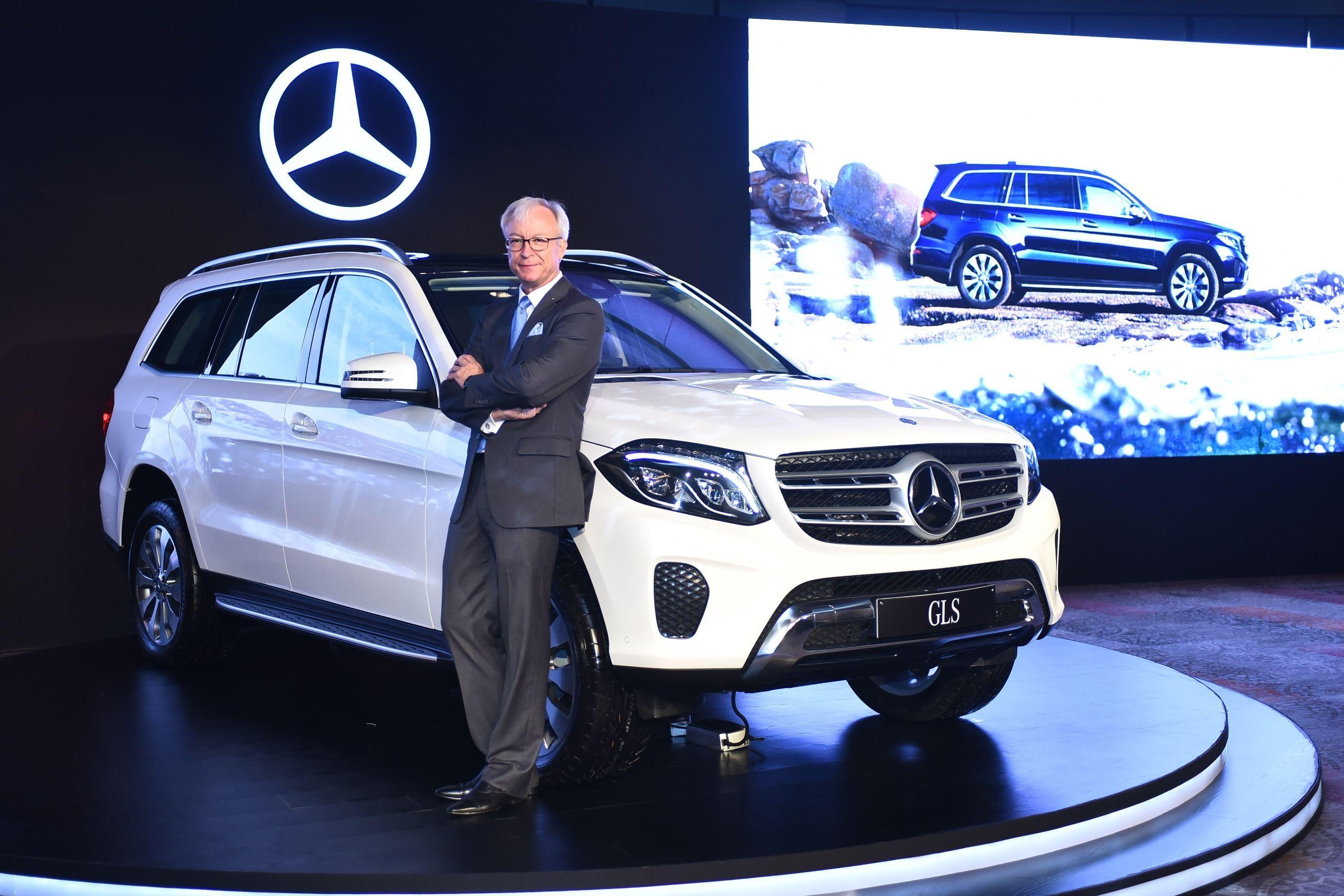 Mercedes-Benz GL-Class Price, Images, Mileage, Reviews, Specs