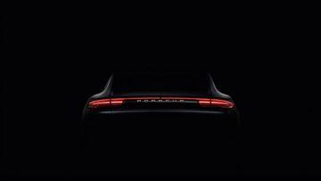 Porsche Teases Next-Gen Panamera