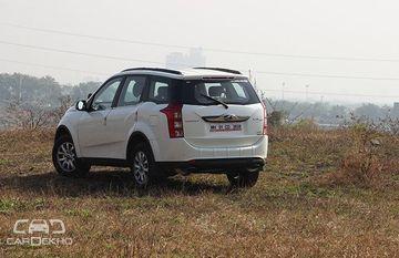 Delhi: Mahindra XUV500 1.99-Litre Automatic Launched At Rs 14.51 Lakh