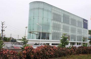 Volvo Inaugurates Its Biggest Indian Showroom In Vijayawada