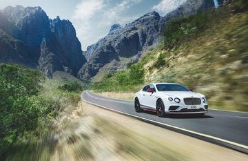 Bentley Introduces Continental GT V8 S Black Edition