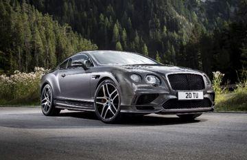 New Bentley Continental Supersports Demands Respect