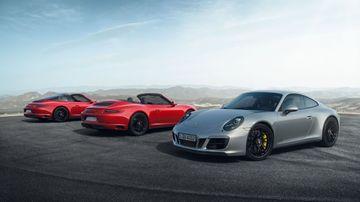 Porsche Unveils Updated 911 GTS Range