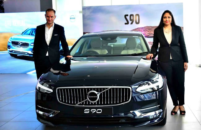 Volvo Opens First Showroom In Rajasthan