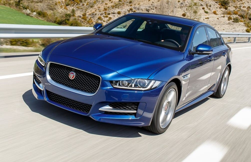 Jaguar XE Diesel: 7 Things To Know (Sponsored Post)