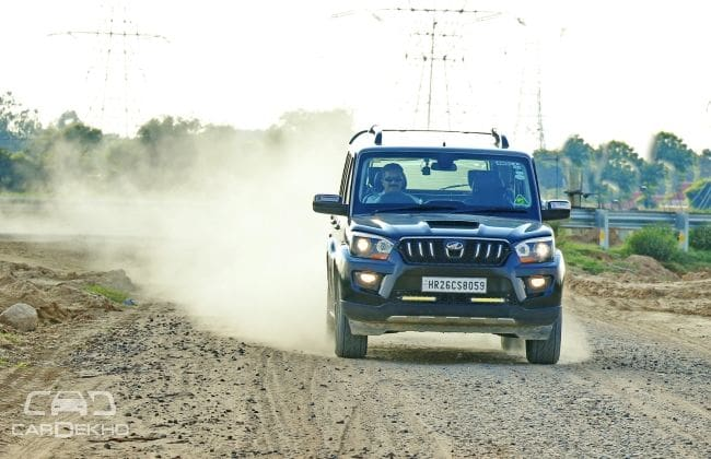 Scorpio To Get New Six-Speed Automatic Transmission