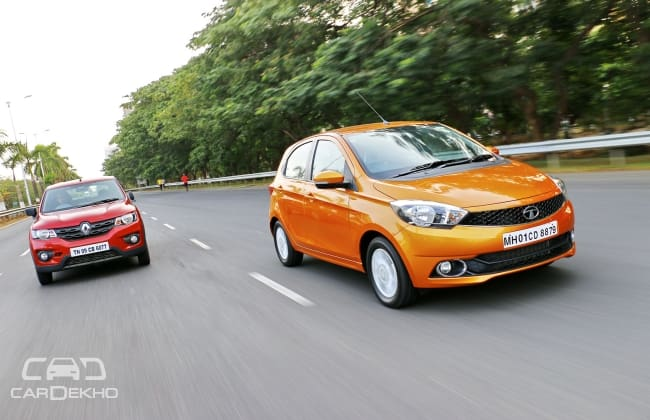 13 AMT Automatic Cars You Can Buy Under Rs 10 lakh - Kwid, Tiago, Swift & More