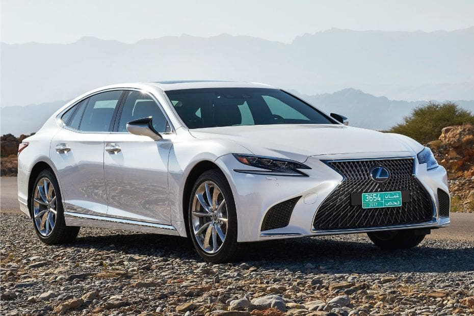 Lexus LS 500h Launch Date Revealed For India
