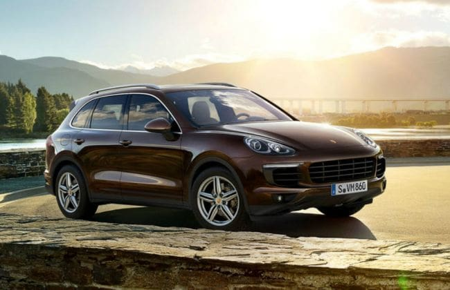 Porsche Cayenne Diesel Likely To Be Discontinued In India