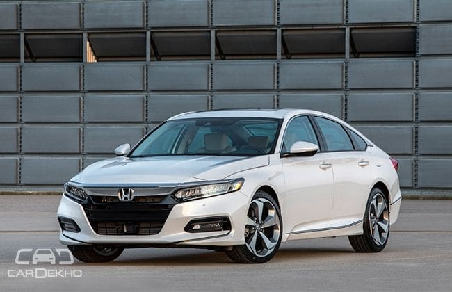 Honda Accord Price Images Mileage Reviews Specs